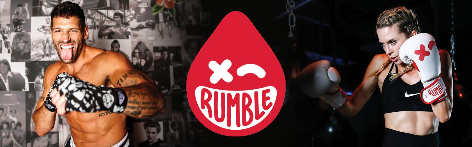 Rumble Banner